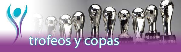 Catálogo, Copas y Trofeos