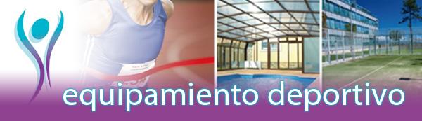 Catálogo Equipamiento Deportivo