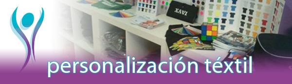 Catálogo Personalización Téxtil